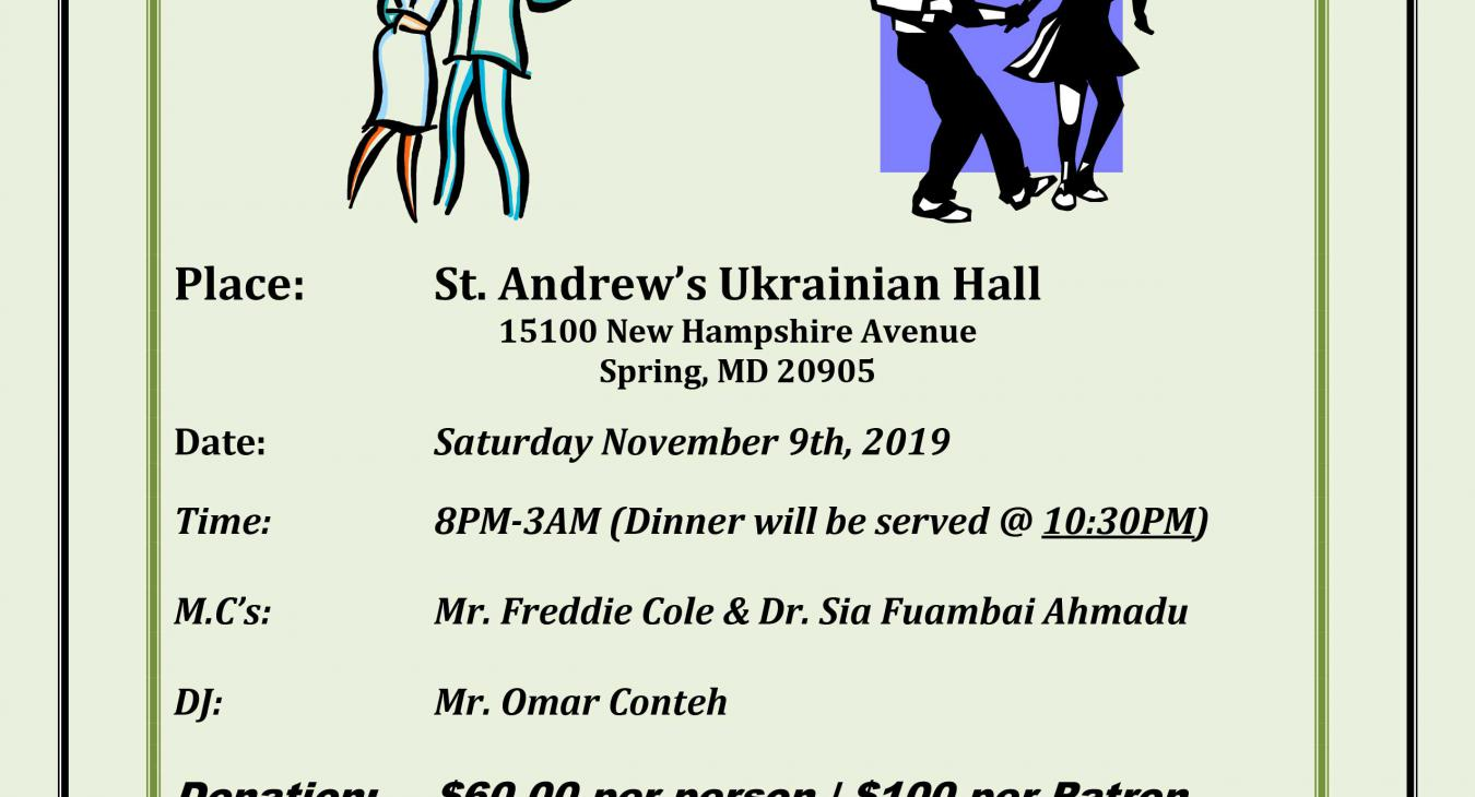 30th Annual Dinner and Dance